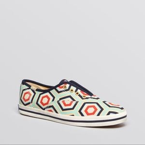 Keds x Kate Spade Geometric Champ Sneakers